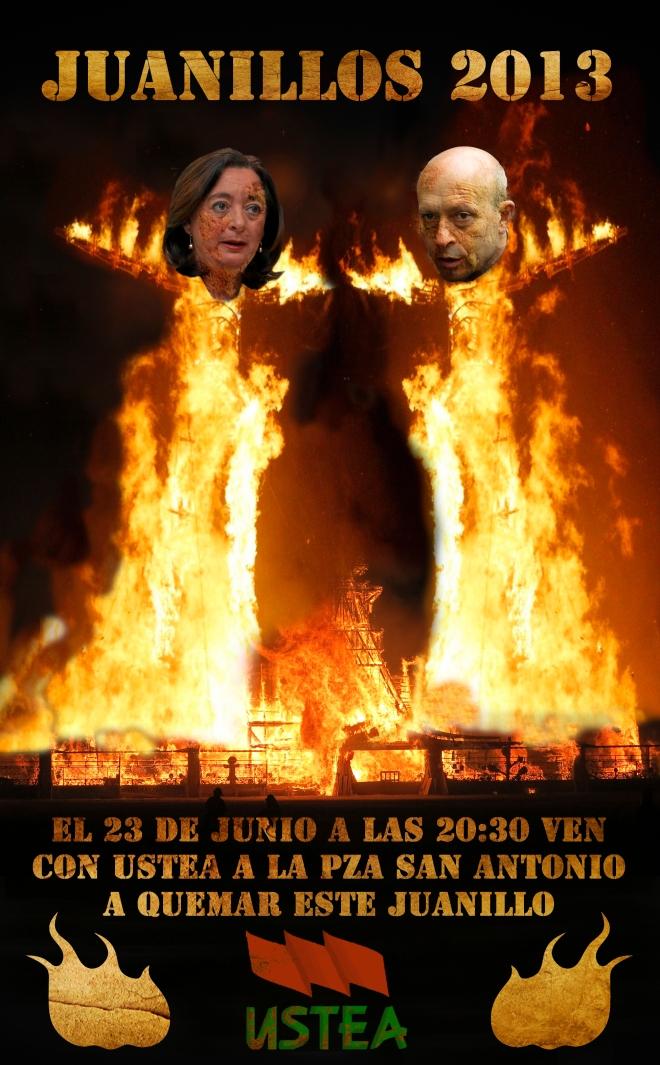 proyecto ustea quema