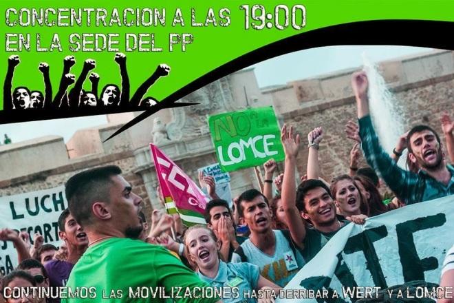 concentracion sede pp