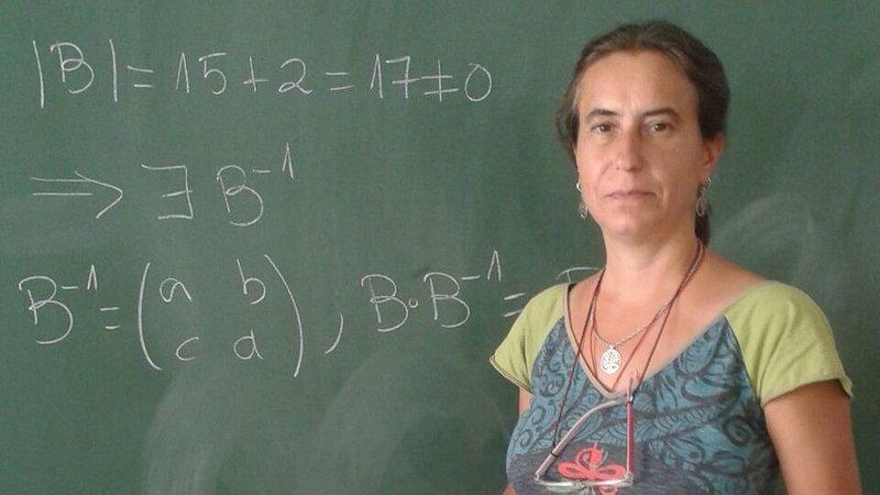 Una profesora de Matemáticas de Cádiz, en vías de ser sancionada por el capricho arbitrario de unainspectora.