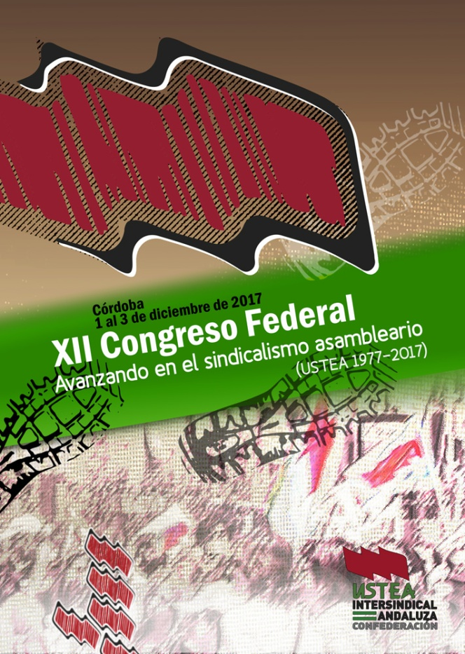 Cartel XII Congreso USTEA