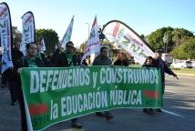 defendemos y construimos la Educación Pública