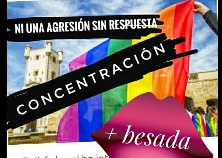 USTEA Cádiz condena la agresión homófoba sufrida por dos chicas en la Punta, por Susi deLeón